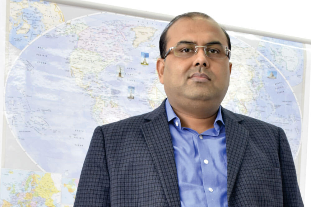 Mahidhwaj Sisodia, the man building Cadila's International Business