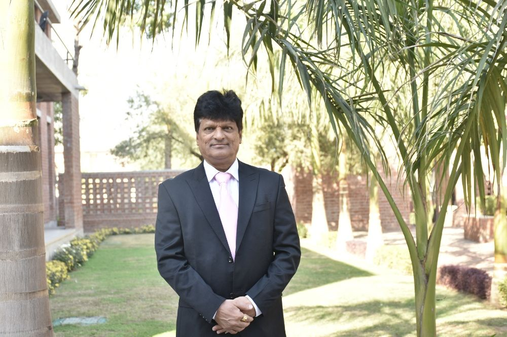 The Arjuna of Cadila Pharma's API Business: Dr Arun Patil