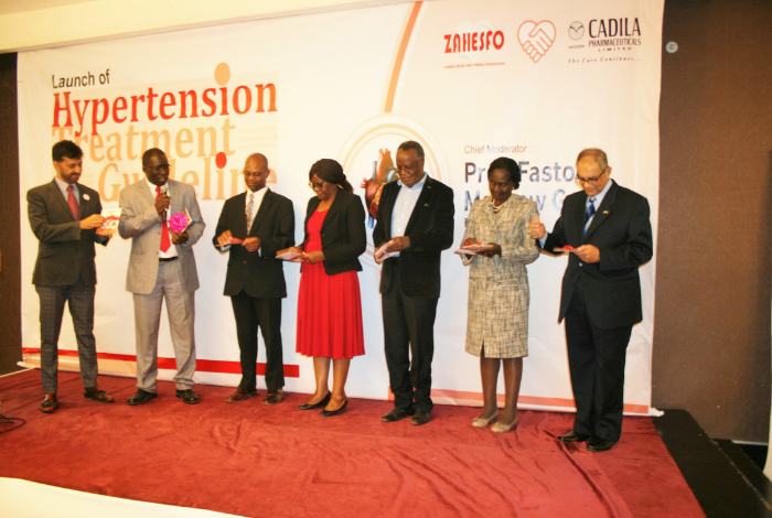 Cadila Pharma, ZAHESFO join hands to launch Hypertension Treatment Guidelines- A First for Zambia
