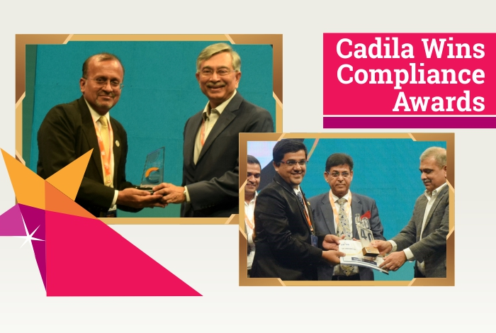 Cadila Pharma steals the spotlight at Legasis Awards