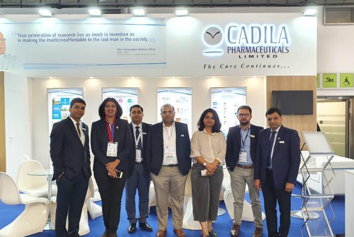 Cadila Pharma attends CPhI Frankfurt