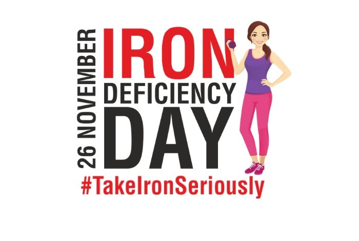 Gear Up to Fight Anemia through Iron Deficiency Awareness