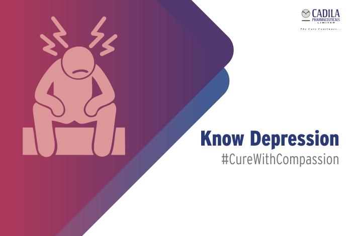 Cadila Raises Awareness for Depression