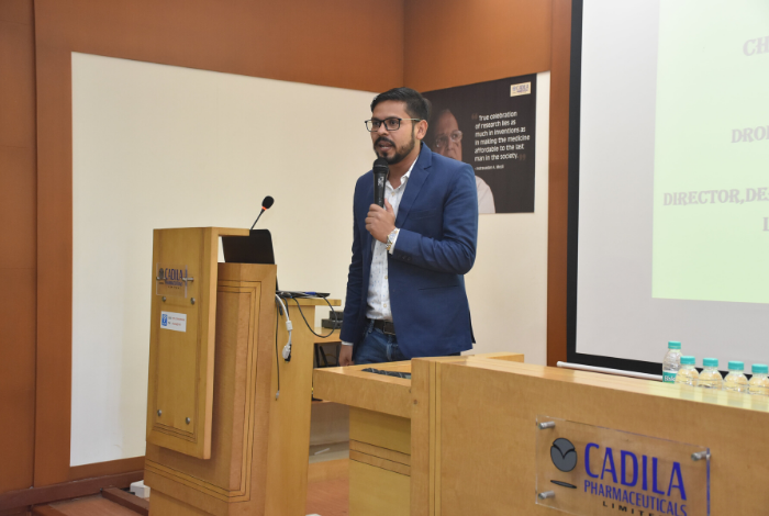 Cadila Pharma Hosts Session on Knee Care