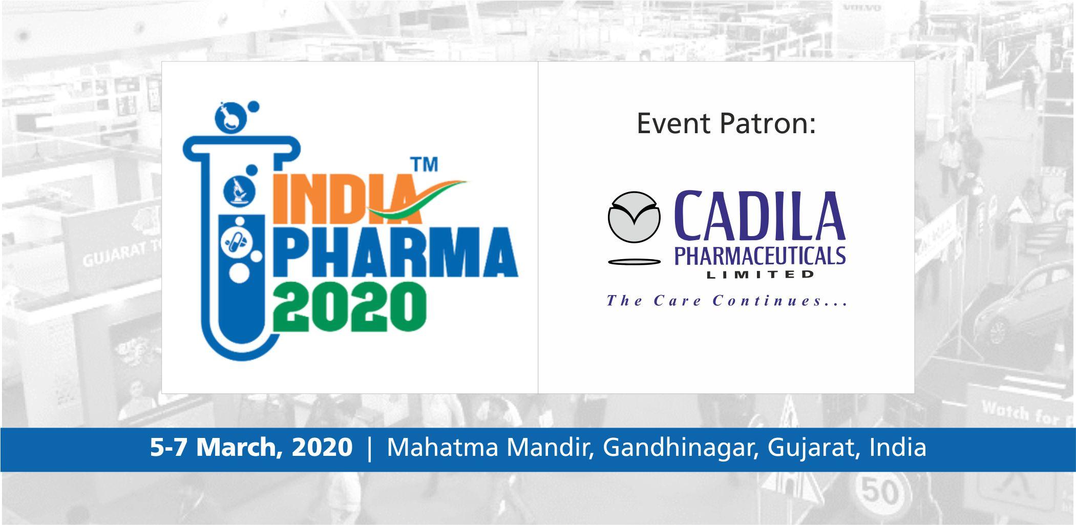 India Pharma 2020 - Event Patron