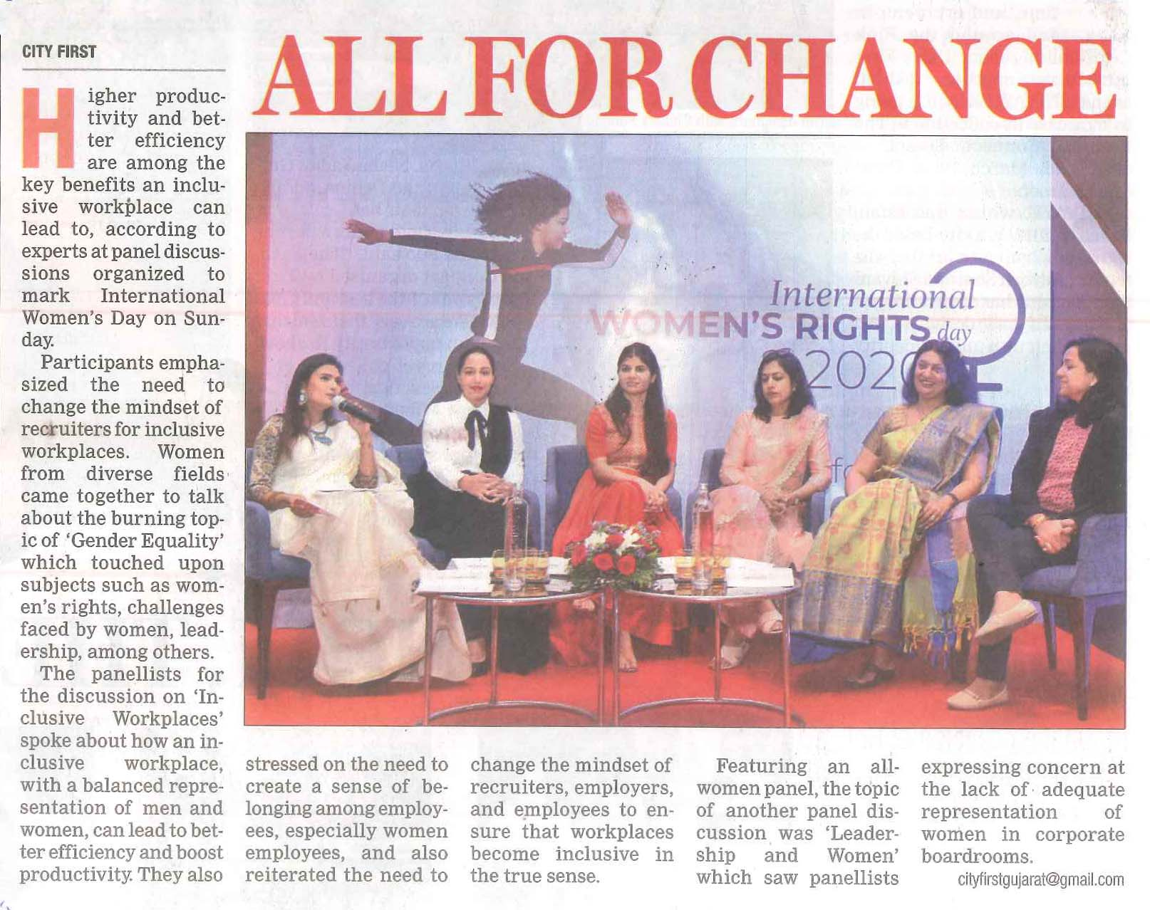 First India City First Coverage