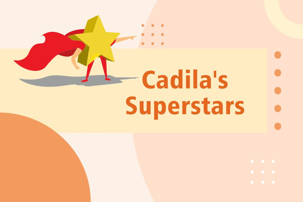 Cadila's Superstars