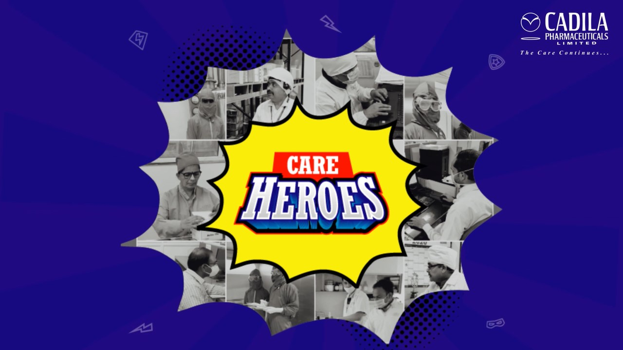 Cadila Pharmaceuticals' Care Heroes