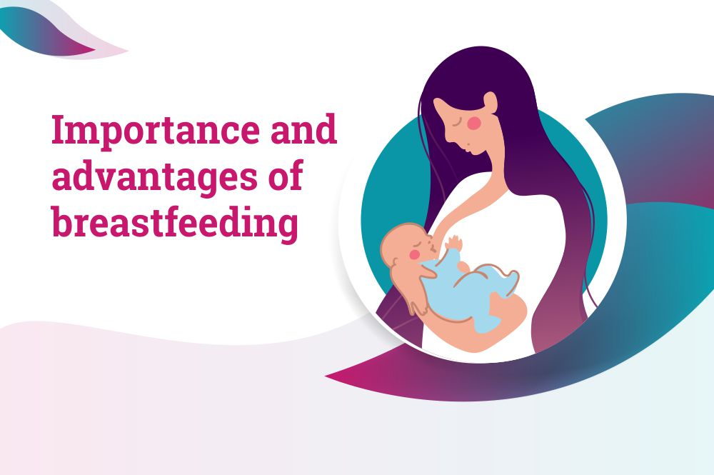 A perspective on how important is breastfeeding and its advantages for mothers