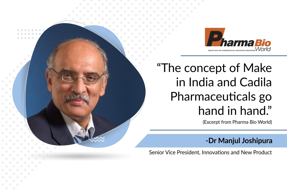 Make in India – A huge opportunity for the Pharmaceutical industry