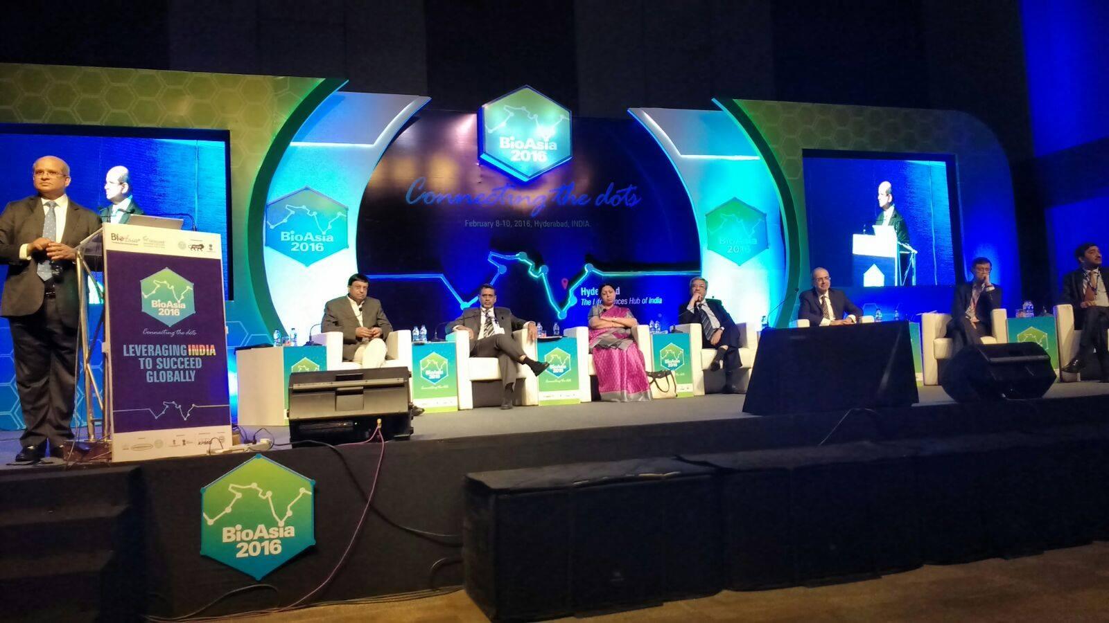 Dr Rajiv I Modi, Rajiv Modi, CMD Cadila Pharmaceuticals, KPMG, Bio Asia