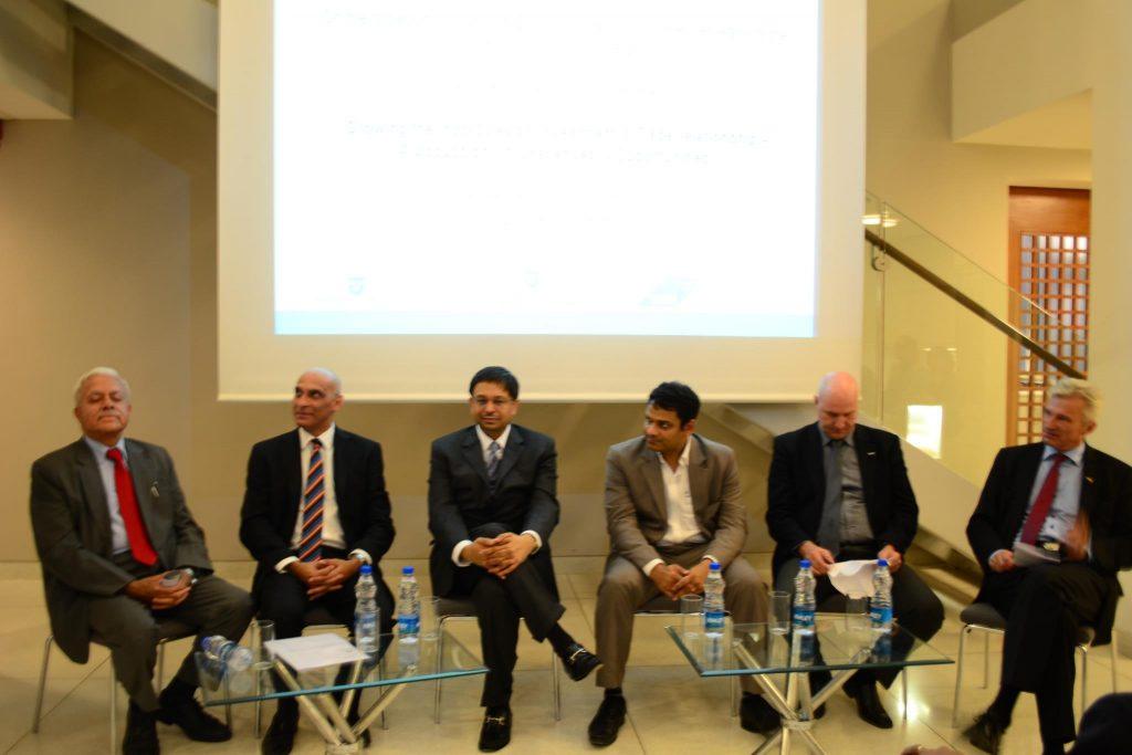 Rajiv Modi, Cadila Pharmaceuticals, Swedish Delegation, Dr Rajiv I Modi