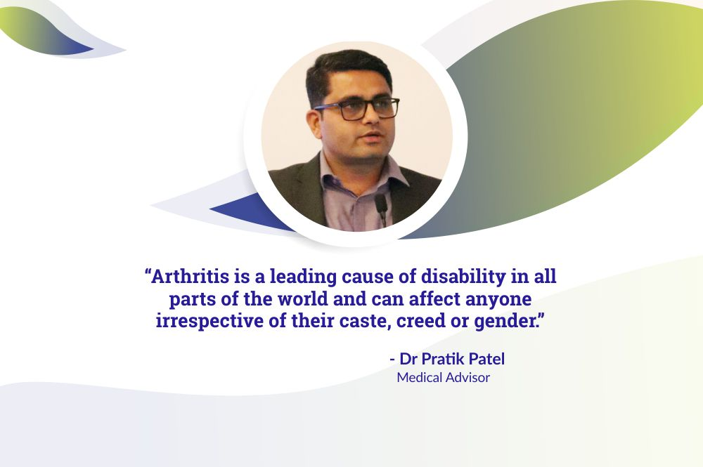India stands tall on World Arthritis Day