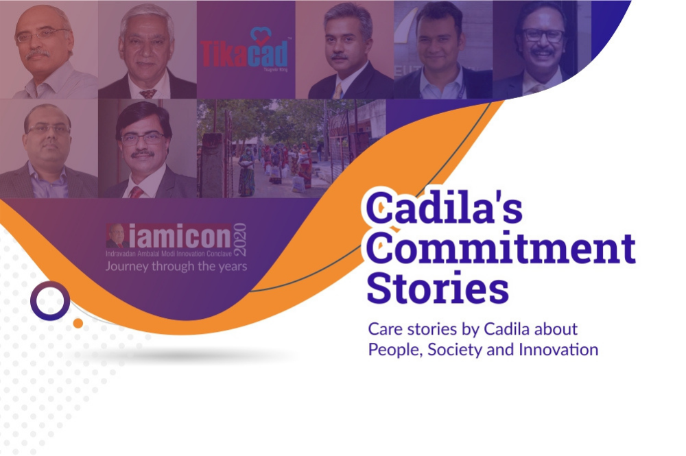 Cadila's Commitment Stories – October 2020