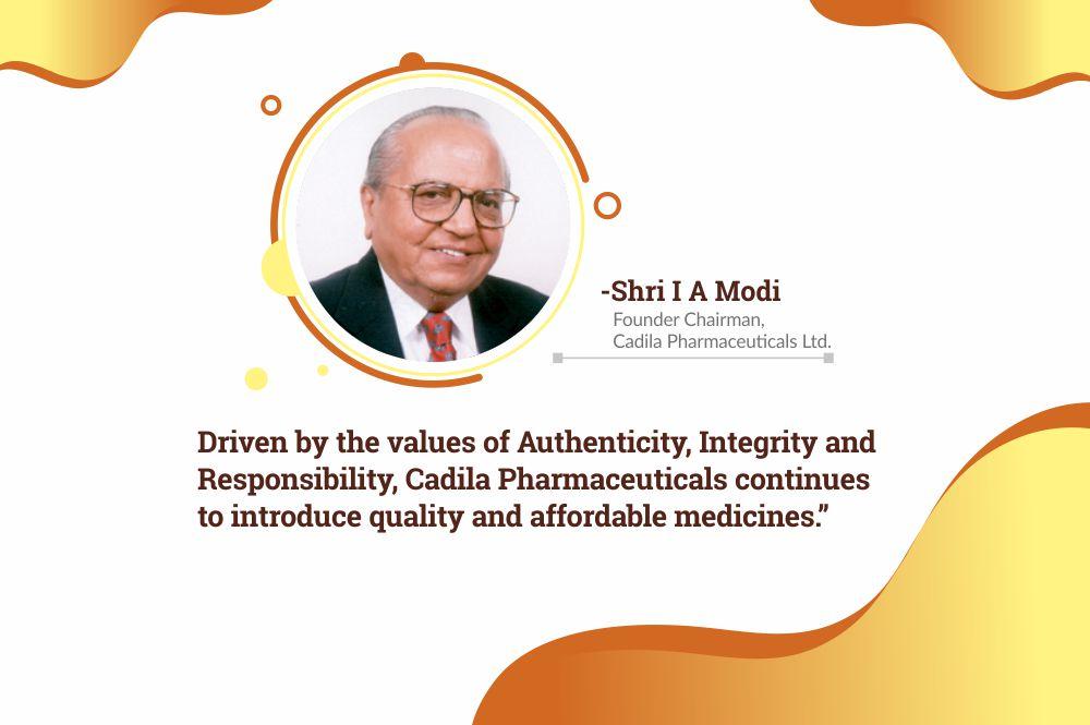 The 'Medicine Man of India', Shri Indravadan Modi – A visionary who shaped the pharma industry