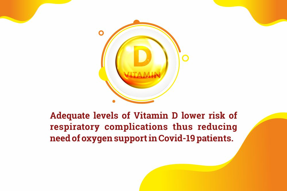Vitamin D- The silent hero in the battle against COVID-19